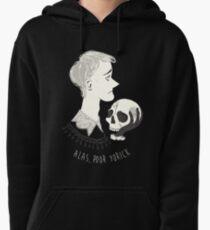 Shakespearean pattern - Hamlet Pullover Hoodie