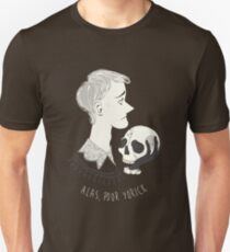 Shakespearean pattern - Hamlet T-Shirt
