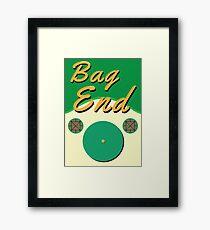 Bag End 2 Framed Print