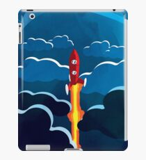 Launch! iPad Case/Skin