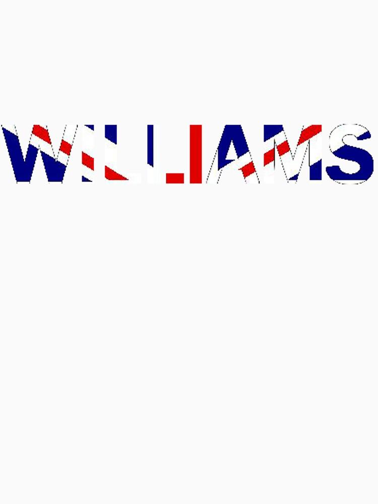 williams by mickaontherocks