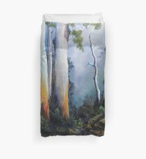 Gumtrees After The Rain Duvet Cover