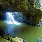Natural Arch QLD by sarcalder