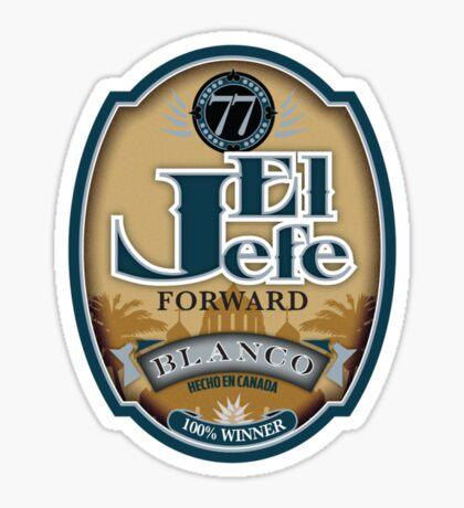 El Jefé Sticker