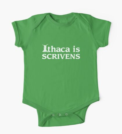 Ithaca Ivy League (WHITE TEXT) Kids Clothes