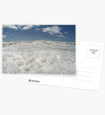 Getting your froth on Postcards