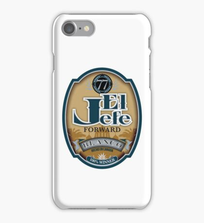 El Jefé iPhone Case/Skin