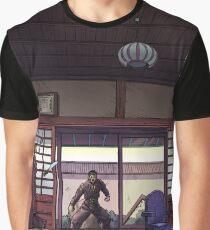 Jojo - Kira's House Graphic T-Shirt
