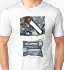 Red matchstick Unisex T-Shirt