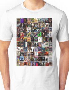 hip hop albums Unisex T-Shirt
