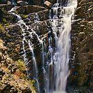 Apsley Top Falls by Chris  Randall