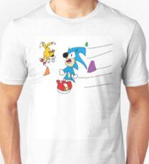 Sonic is Fierce Unisex T-Shirt