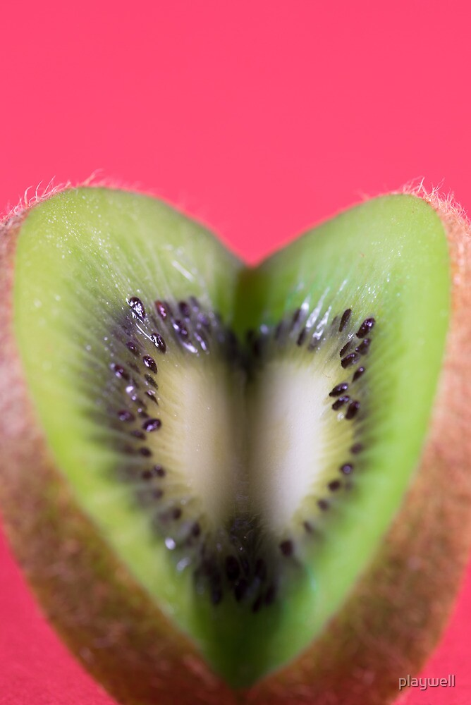 The Heart of the Kiwi by playwell