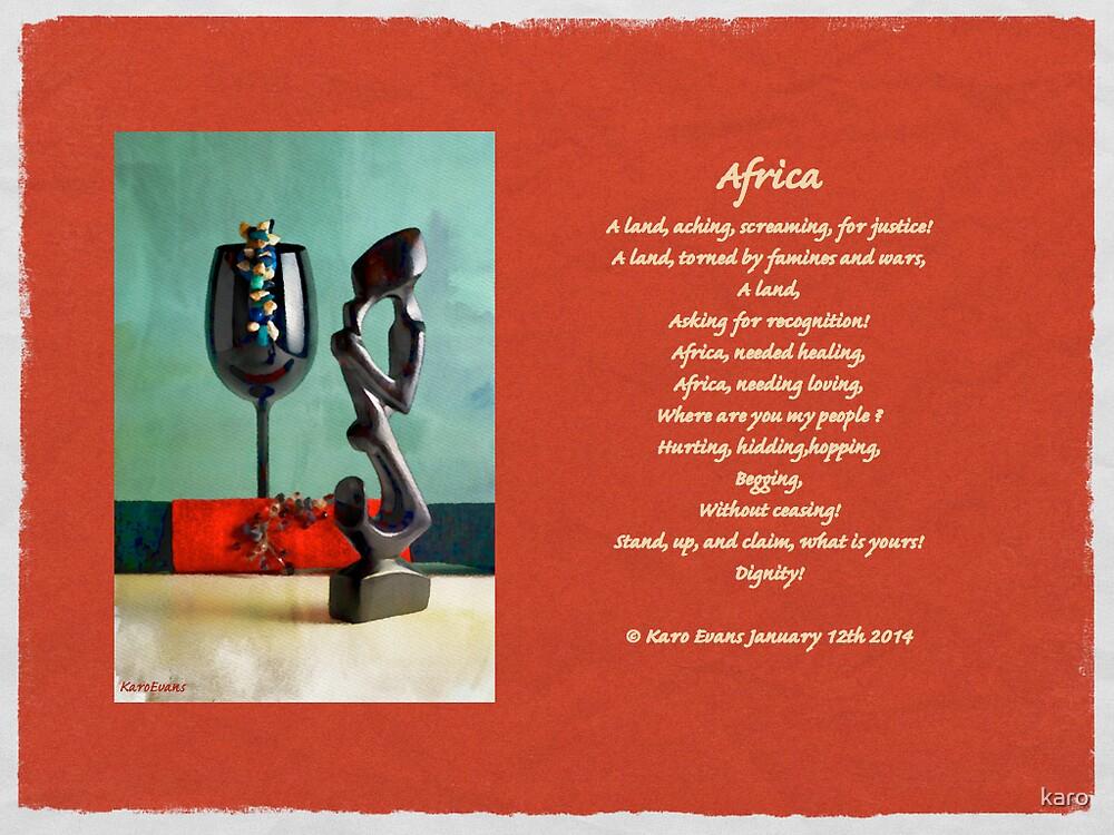 Africa#2 by karo