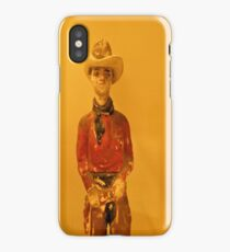 Cowboy iPhone iPhone Case/Skin