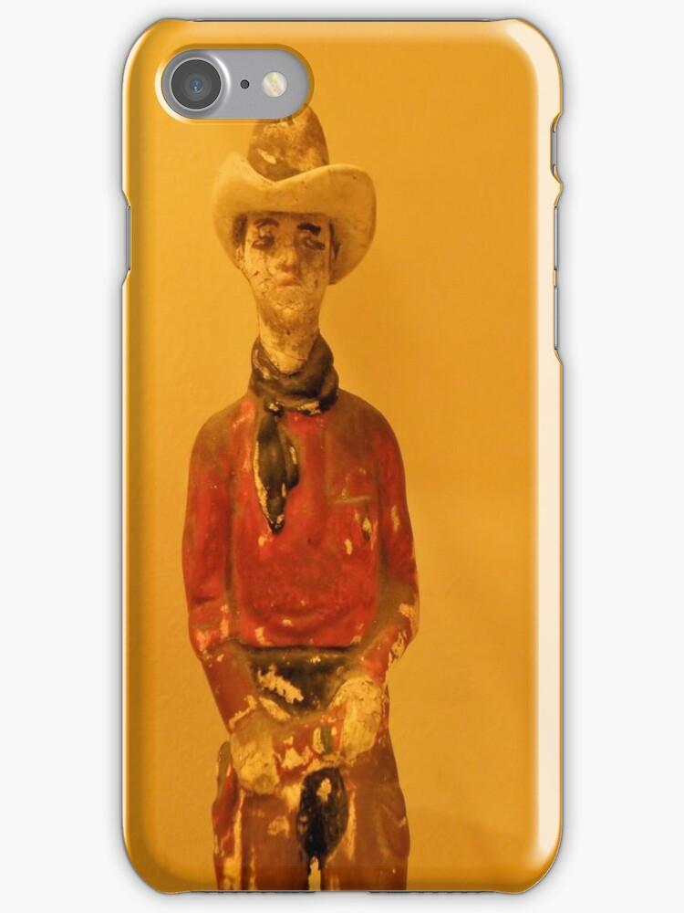 Cowboy iPhone by SuddenJim
