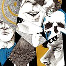 Sherlock - Impressions by NadddynOpheliah