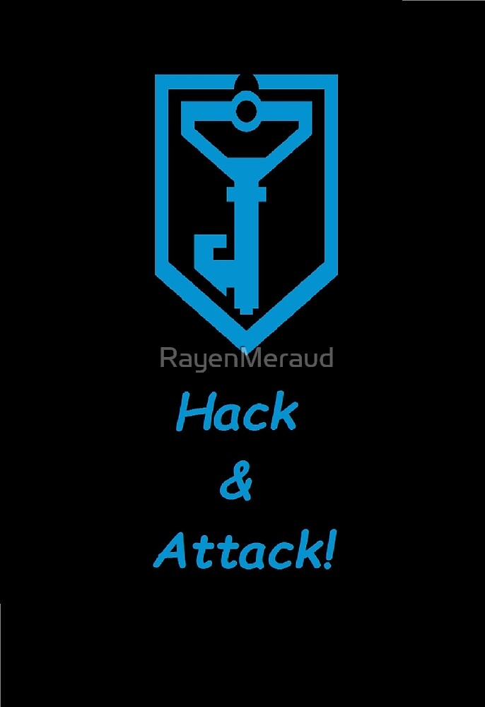 Hack and Attack Resistance by RayenMeraud