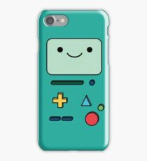 BMO face iPhone Case/Skin