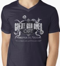 Old Ones Cafe Men's V-Neck T-Shirt