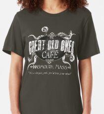 Old Ones Cafe Slim Fit T-Shirt