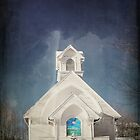 Mission Church Hurlyeville NY by PineSinger