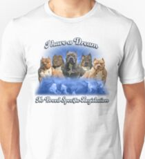 I Have a Dream, NO BSL Unisex T-Shirt