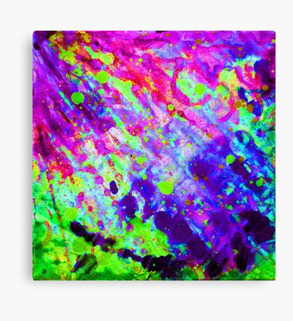 object Color Canvas Print