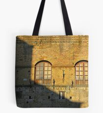 The Honey Colours Of Tuscany Tote Bag