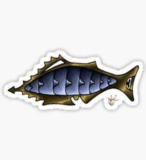 Chambered Nautilus  Sticker