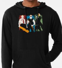 Blood and Ice Cream  Leichter Hoodie