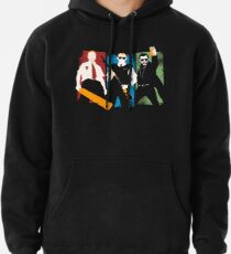 Blood and Ice Cream  Pullover Hoodie