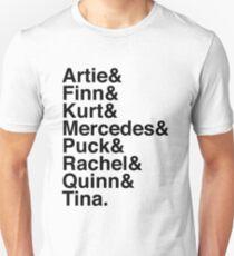 glee originals & & & Unisex T-Shirt