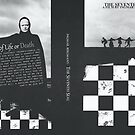 The Seventh Seal Boxart by MasterofComedy
