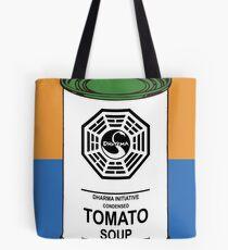 Dharma Tomato Soup Can Tote Bag