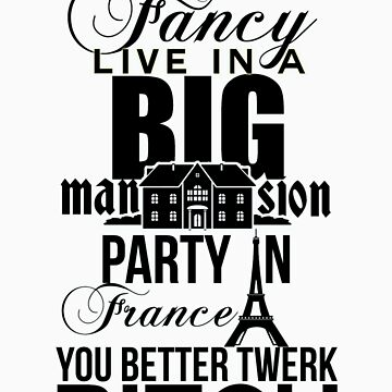 Fancy Mansion Party France Better Twerk Bitch Britney Miley by AdultTitles