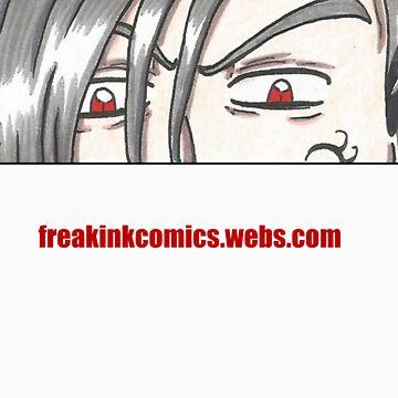 Balile's Bad side by FreakInkComics
