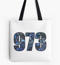 973 Doodle Tote Bag
