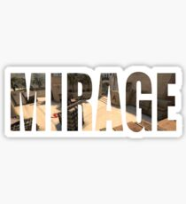 CSGO Mirage (A Site) Sticker