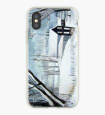 En el Invierno iPhone Case