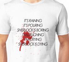 I'm Laughing, I'm Crying Unisex T-Shirt