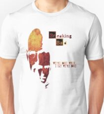 Breaking Bad - Walter And Jesse Awesome Design! T-Shirt