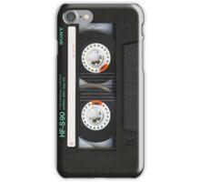 Classic Retro Sony Cassette Tape iPhone Case/Skin
