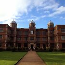Doddington Hall, Lincolnshire by Robert Steadman