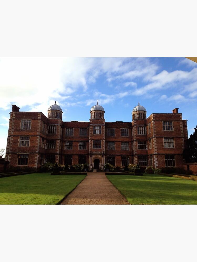 Doddington Hall, Lincolnshire by robsteadman