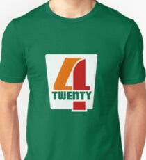 Four Twenty Unisex T-Shirt