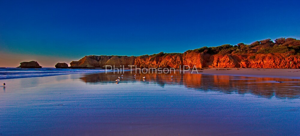 """""""Rocky Point Reflections"""" by Phil Thomson IPA"""