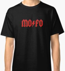 MOFO Rock & Roll Classic T-Shirt