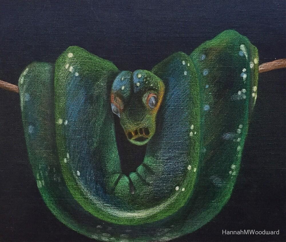 Snake by HannahMWoodward