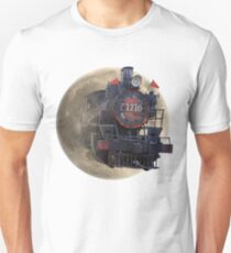 NIGHT TRAIN 1716 Unisex T-Shirt